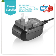 CCC approval 5 volt 6v 12v 1.5amp 800ma 4a power adapter