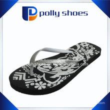 Women′s Flip-Flop Sandals Size 10 Black New