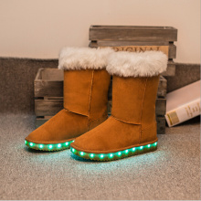 New Style Snow Boot Fow Women LED Sneaker