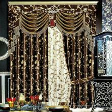2015 cortinas de janela de estilo europeu da moda de alta qualidade