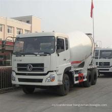 Rhd Dongfeng Concrete Mixer Truck