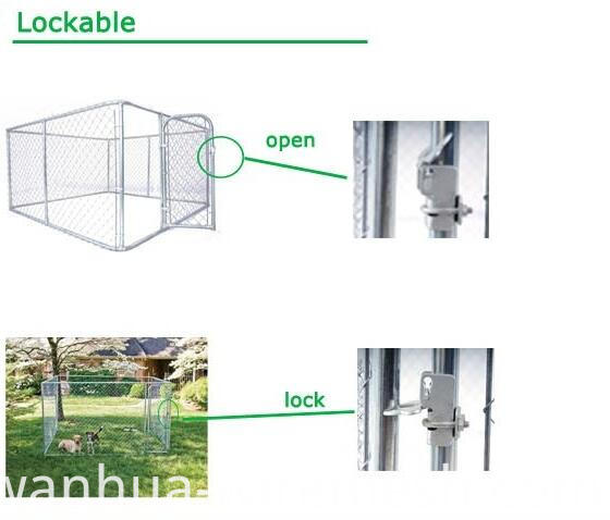 Dog Outdoor Kennels