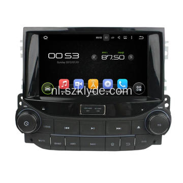 Chevrolet Malibu Android 7.1 car audio