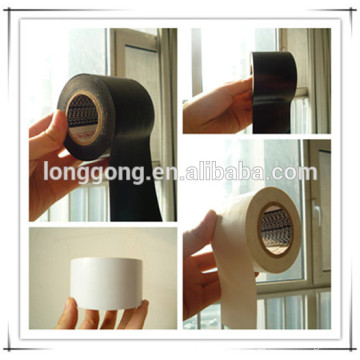 white pipe protection tape of pvc