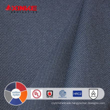 Cotton/Nylon Fire Retardent Fabric for Protective Clothing