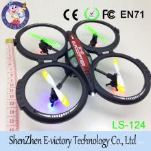 Mais novo 4ch RC Quadcopter com câmera