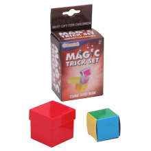 Funny Magic Prop Cube and Box for Children
