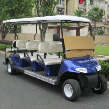 Hot verkoop elektrische sightseeing cart