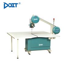 DT 900BK Industrie Bekleidung Tuch Band Messer Schneidemaschine Preis