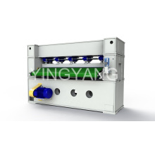 Yygz-II Solo eje de acabado de aguja única telar