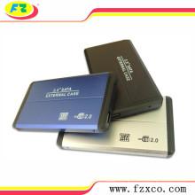 480Mbps Aluminum Material 2.5 HDD External Case