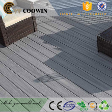 Solid Timber HDPE composite outdoor flooring prices
