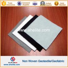 Vários geotêxteis não tecidos do polipropileno dos PP do poliéster do animal de estimação da cor