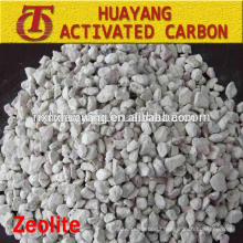 Zeolite pellet with factory fice for water treatment industry