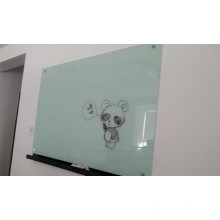Tempered Glass Writing Memo Board