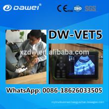 Portable LCD VET Digital portable ultrasound for cow pregnancy test 2017
