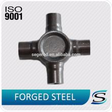 Petit axe universel de joint en acier certifié par ISO 9001 d'acier allié pour le chargeur de roue