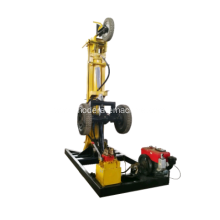 200M Small Bore Well Drilling Machine