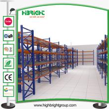 Heavy Duty Lager Longspan Lagerung Metall Palettenregal