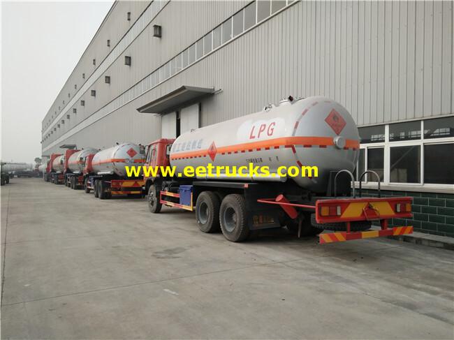 Propane Transportation Truck