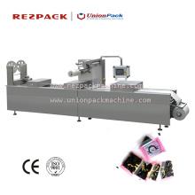 Máquina de embalaje por vacío de termoformado (ZG-420)