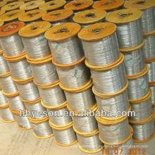 Alambre suave del hierro (alta calidad del precio bajo)