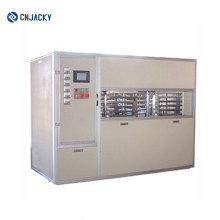 Machine de fusion de presse de stratification d'inlay de CNJ-5200YL RFID