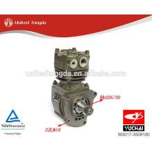 Подлинный воздушный компрессор M3017-3509100 приложение для YuChai YC6M