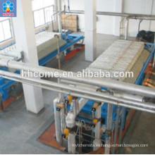 Máquina avanzada de refinación de aceite de palma con máquina de fraccionamiento de aceite de palma