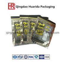 Wholesales Customized Tranparent Plastic PVC Garment Packaging Bag