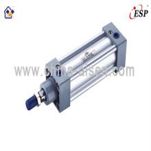 Precio de cilindro neumático de aluminio de la marca SI SI-50 * 100 50mm 100mm