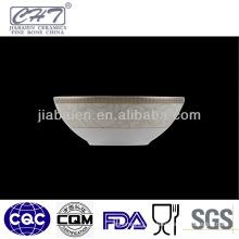 A023 Beautiful decorative porcelain shallow bowl