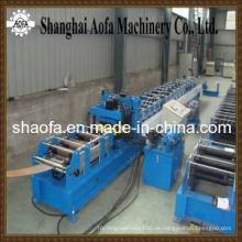 Kanal-Rolle Shanghais Z, die Maschinerie bildet