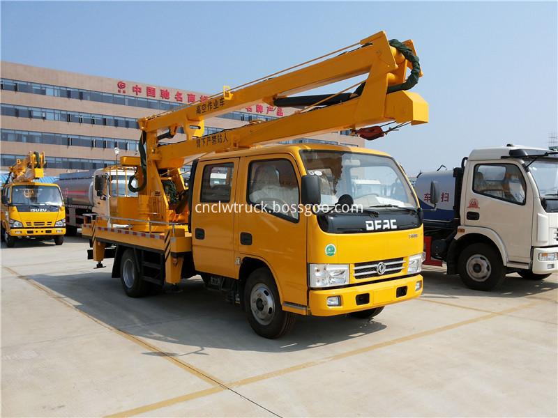 aerial working platform truck 1
