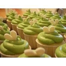 Grossiste en poudre au lait vert Matcha à la grasse
