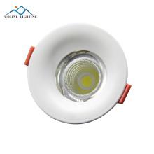 Innenrunde energiesparende einstellbare cob 10w LED-Deckenleuchte