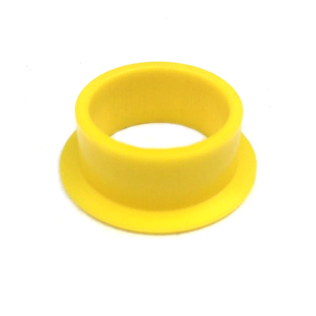 CNC machining color plastic
