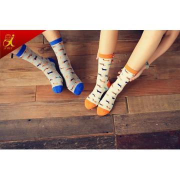 Cotton Couple Socks for Men and Women