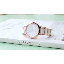 2020 OLEVS Brand 5877 Japan movement Fashionable Business Watch  Ladies waterproof Ceramic Women's Watches Quartz Wrist Watch