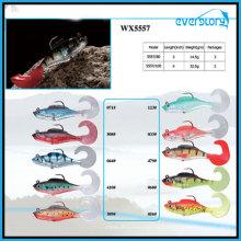 Good Action 8cm/10cm Lead Soft Fishing Lure