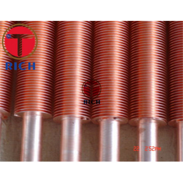 JIS H3300 Copper Alloy Seamless Steel Pipe Tubes