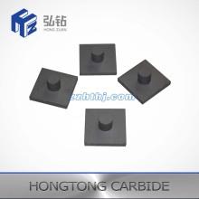 Peças sobressalentes de carboneto de tungstênio com design personalizado