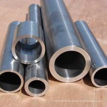 ASTM B338 Gr. 1 Gr. 2 Nahtloses Titanrohr
