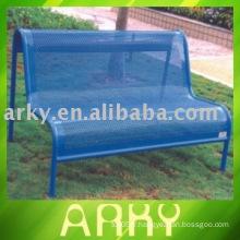 Chaise de jardin en métal de haute qualité