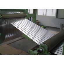 Plain Aluminium Streifen für elektrische Transformator Wicklung