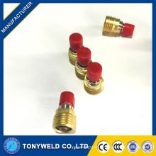 45V45 45V116S 45V28 газ объектив TIG-сварки для WP-9 факел WP-20, горелки