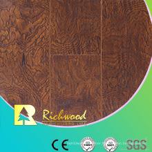 Commercial 12.3mm E1 HDF AC4 Embossed Waterproof Laminated Flooring