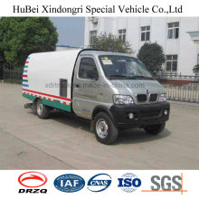 Jinbei Euro4 Vacuumed Type Truck Mounted Road Sweeping Machine