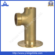 up-Right Brass Mf Thread Pipe Tube Fitting (YD-6032)