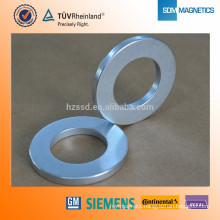 customized permanent Magnet motocycle magnet parts with high gauss